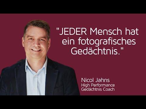 Kann man für ein fotografisches Gedächtnis trainieren? - Nicol Jahns (2020)