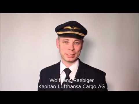 Lufthansa-Cargo Piloten erleben das schnellste Erinnerungssystem