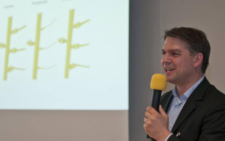Nicol Jahns Vortrag Erinnerungssystem